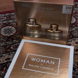 Ralph Lauren spray Parfum set 1.7 & 1.0 fl oz